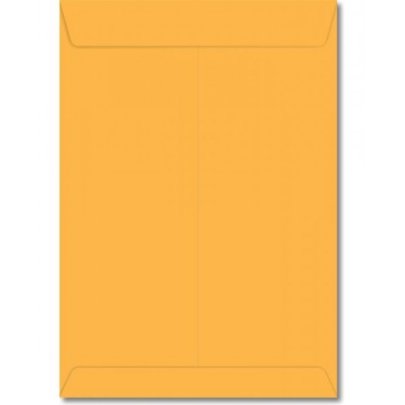 Envelope Amarelo 229 x 324mm