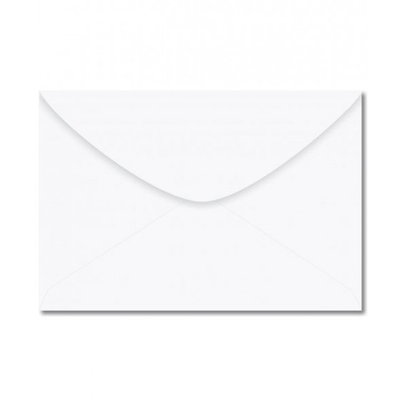 Envelope Branco 72x108mm