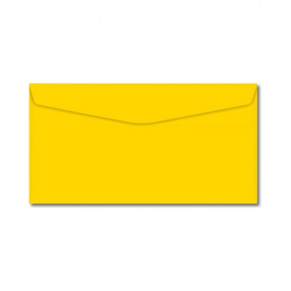 Envelope Carta Amarelo 114x162mm - Foroni