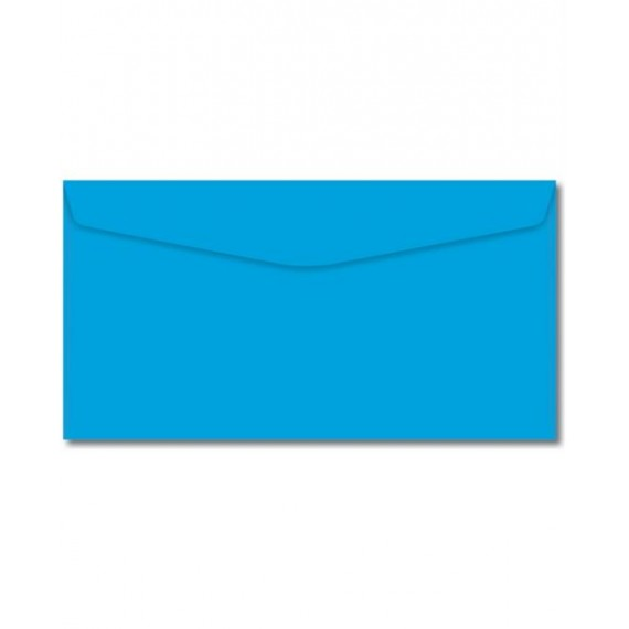 Envelope Carta Azul Royal 114x162mm - Foroni
