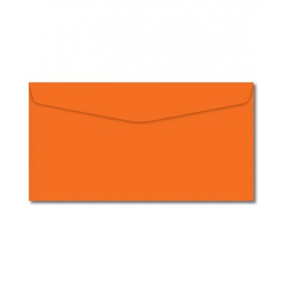 Envelope Carta Laranja 114x162mm - Foroni