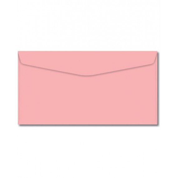 Envelope Carta Rosa Claro 114x162mm - Foroni